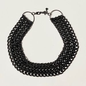 ✨2/$20  Chain Link Statement Necklace